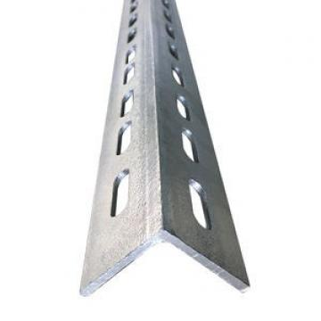 steel angle bar galvanized iron equal unqual MS steel slotted angle