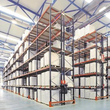 Warehouse heavy duty rack for industrial storage
