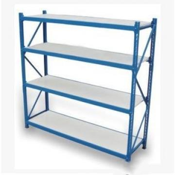 High utilization warehouse multi-level garage storage racking /boltless shelving/ longspan racking
