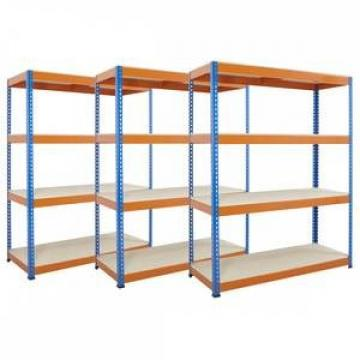 Industrial pallet shelving asrs warehouse racking system