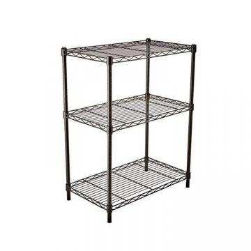 industrial warehouse stack parking system metal wire shelving for mezzanine rack shelf shelves