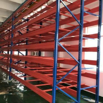 Top quality supermarket shelving units